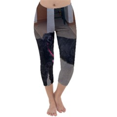Bouvier Shaved Capri Winter Leggings
