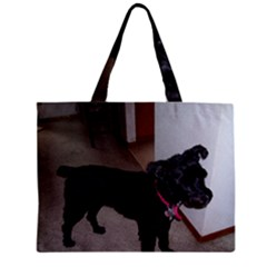 Bouvier Shaved Zipper Mini Tote Bag