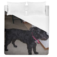 Bouvier Shaved Duvet Cover (queen Size)