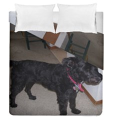 Bouvier Shaved Duvet Cover Double Side (queen Size)