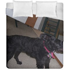 Bouvier Shaved Duvet Cover Double Side (california King Size)