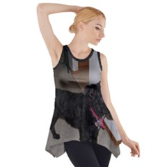 Bouvier Shaved Side Drop Tank Tunic