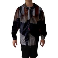 Bouvier Shaved Hooded Wind Breaker (kids)