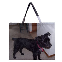 Bouvier Shaved Zipper Large Tote Bag