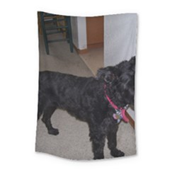 Bouvier Shaved Small Tapestry