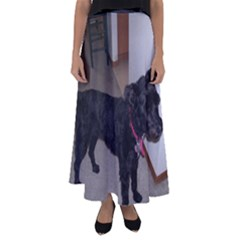 Bouvier Shaved Flared Maxi Skirt