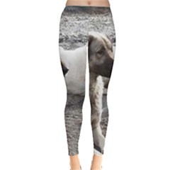 2 Anatolians Leggings