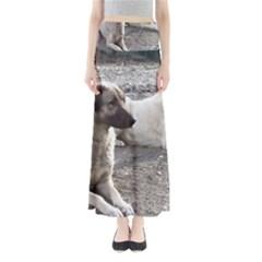 2 Anatolians Full Length Maxi Skirt