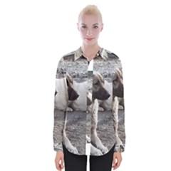 2 Anatolians Womens Long Sleeve Shirt