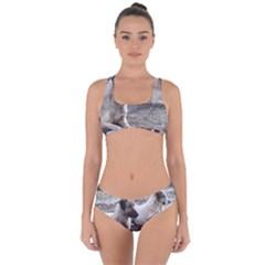 2 Anatolians Criss Cross Bikini Set