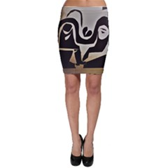 With Love Bodycon Skirt