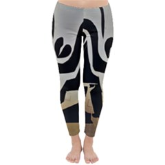 With Love Classic Winter Leggings