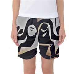 With Love Women s Basketball Shorts