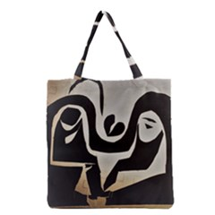 With Love Grocery Tote Bag