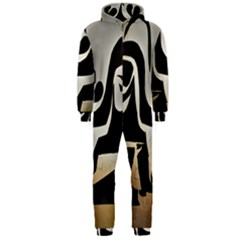 With Love Hooded Jumpsuit (men)