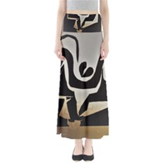 With Love Full Length Maxi Skirt