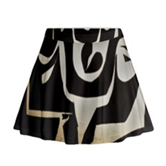 With Love Mini Flare Skirt