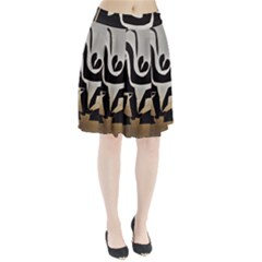 With Love Pleated Skirt