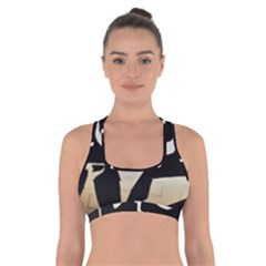 With Love Cross Back Sports Bra