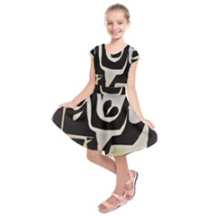 With Love Kids  Short Sleeve Dress