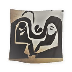 With Love Square Tapestry (small)