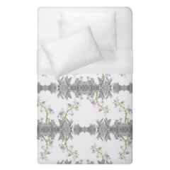 Floral Collage Pattern Duvet Cover (single Size)