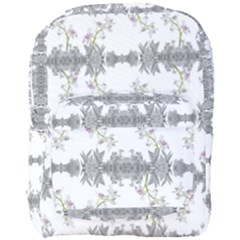 Floral Collage Pattern Full Print Backpack