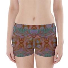 Summer Love Boyleg Bikini Wrap Bottoms