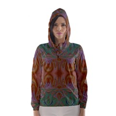 Summer Love Hooded Wind Breaker (women)