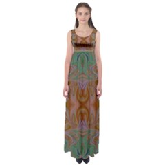 Summer Love Empire Waist Maxi Dress