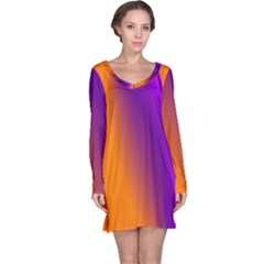 Lines Network The Ribbon Red Long Sleeve Nightdress