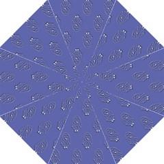 Owl Pattern Wallpaper Vector Straight Umbrellas