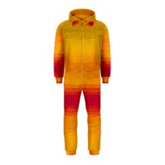 Ombre Hooded Jumpsuit (kids)