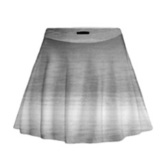 Ombre Mini Flare Skirt