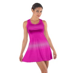 Ombre Cotton Racerback Dress