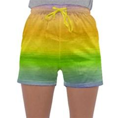 Ombre Sleepwear Shorts