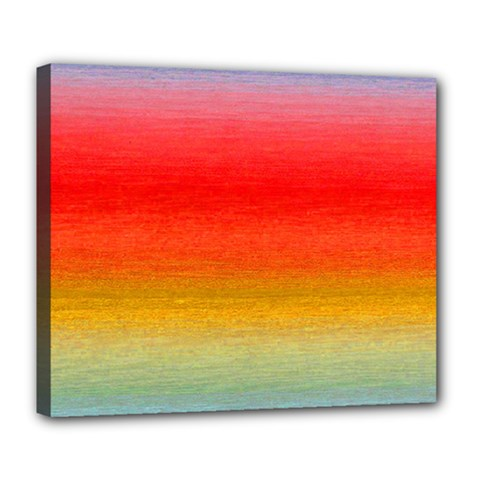Ombre Deluxe Canvas 24  X 20