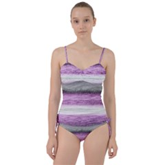 Ombre Sweetheart Tankini Set