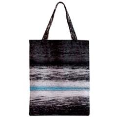 Ombre Zipper Classic Tote Bag