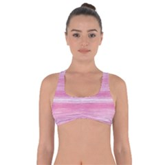 Ombre Got No Strings Sports Bra