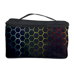 Abstract Resize Cosmetic Storage Case