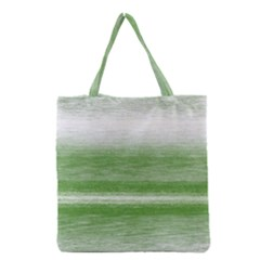 Ombre Grocery Tote Bag