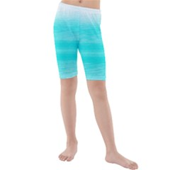 Ombre Kids  Mid Length Swim Shorts