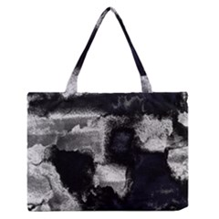 Ombre Zipper Medium Tote Bag