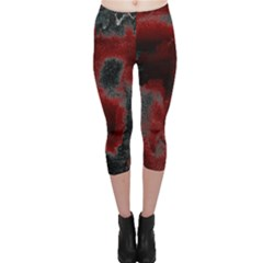 Ombre Capri Leggings