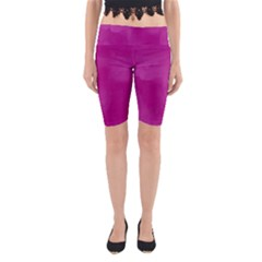 Ombre Yoga Cropped Leggings