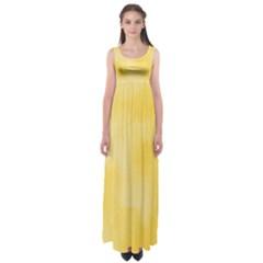 Ombre Empire Waist Maxi Dress