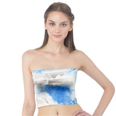 Ombre Tube Top