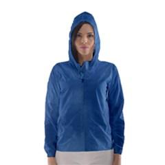 Ombre Hooded Wind Breaker (women)