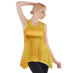 Ombre Side Drop Tank Tunic